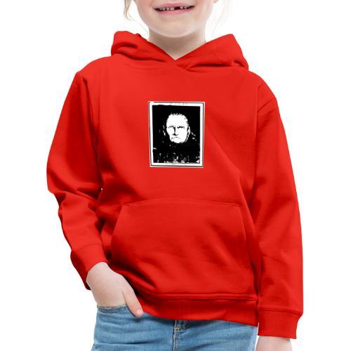 Gesicht Lavater - Kinder Premium Hoodie