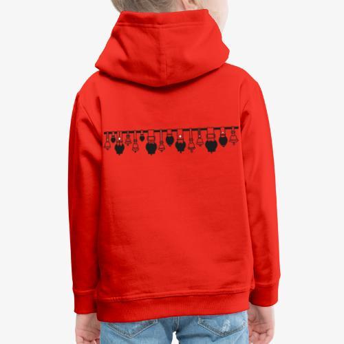 Glockenstolz - Kinder Premium Hoodie