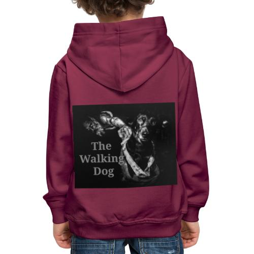 The Walking Dog - Kinder Premium Hoodie