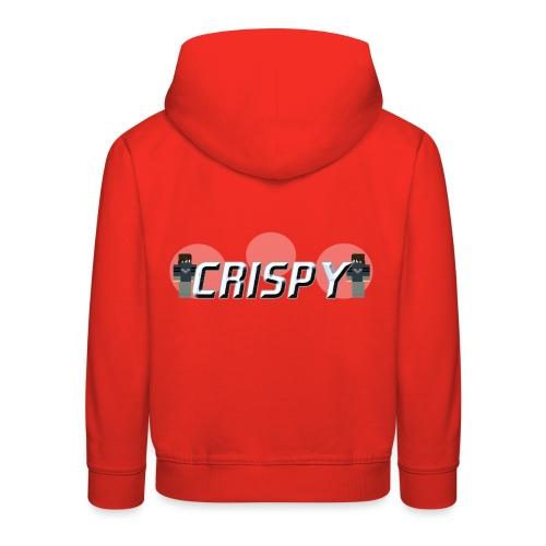 CRISPY - Felpa con cappuccio Premium per bambini