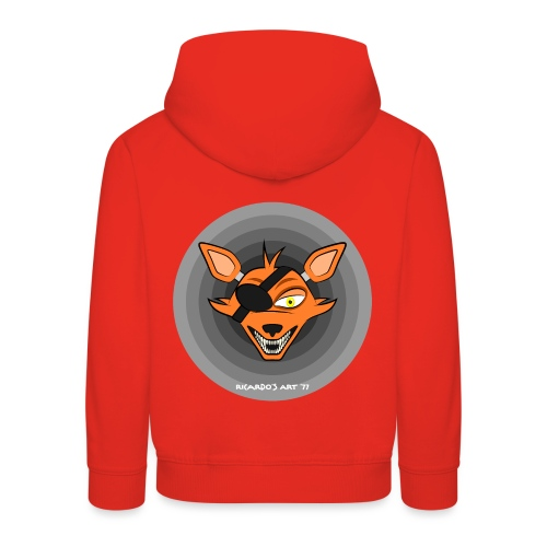 Five Nights at Freddy's - FNAF Foxy - Kids' Premium Hoodie