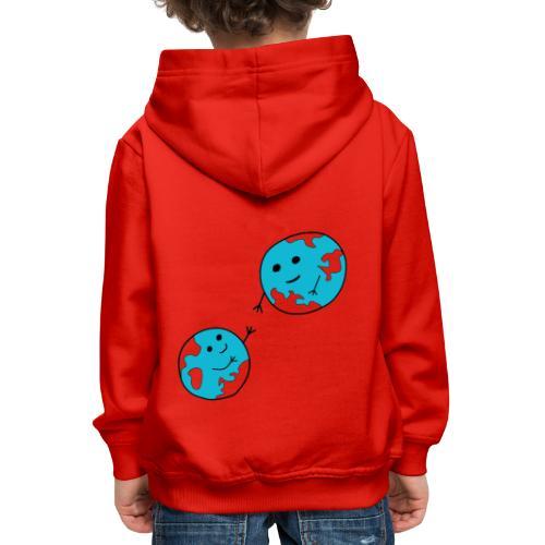 earth - Kinder Premium Hoodie