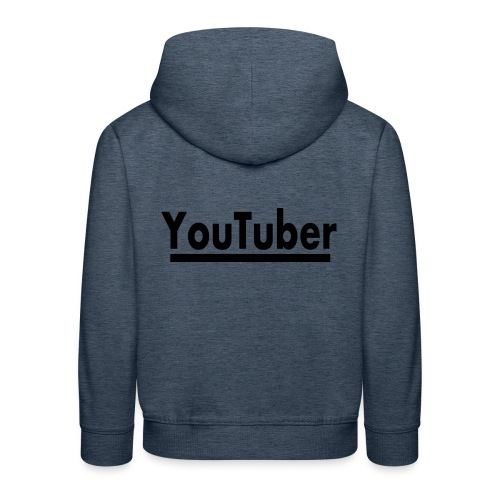 youtuber film youtube - Kinder Premium Hoodie