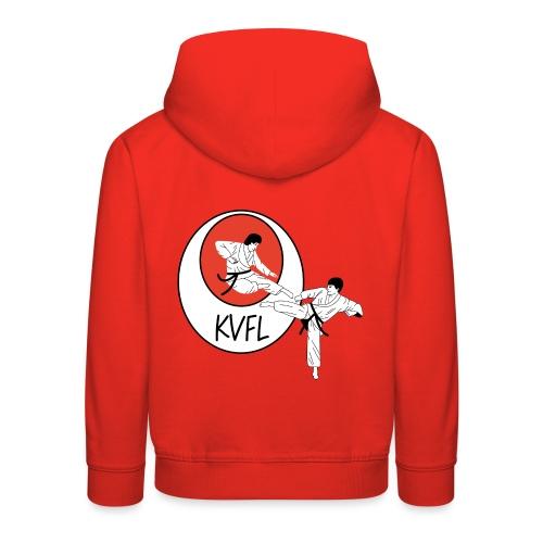 KVFL Logo - Kinder Premium Hoodie