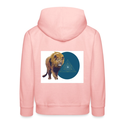 Löwe - Kinder Premium Hoodie