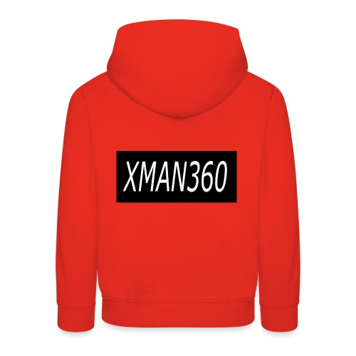 Merch design - Kids' Premium Hoodie