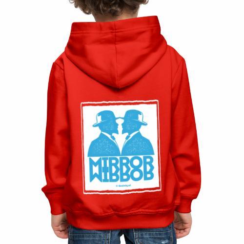 Mirror Mirror - Kinderen trui Premium met capuchon