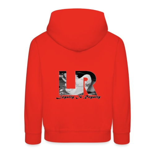 LoyaltyIzRoyalty - Kids' Premium Hoodie