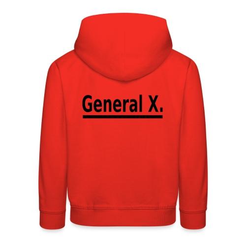 General general Armee - Kinder Premium Hoodie