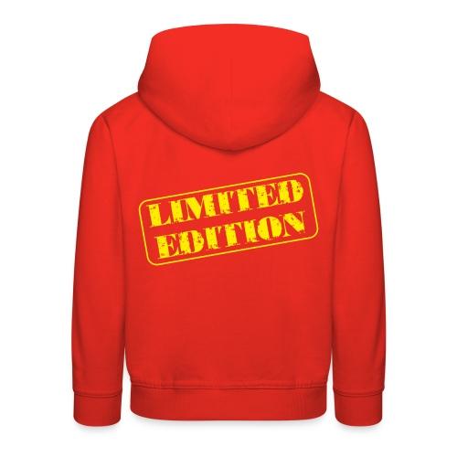 Limited Edition - Kinder Premium Hoodie