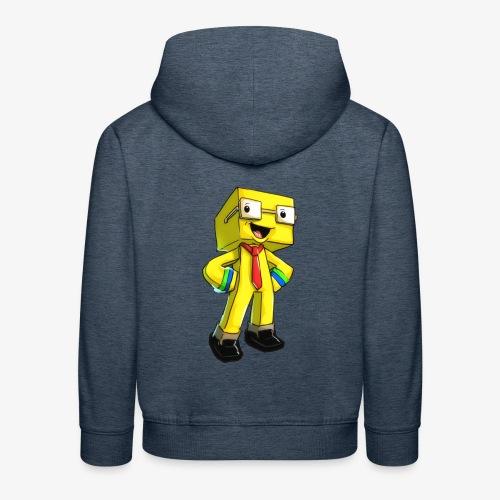 TomuCraft - Premium-Luvtröja barn