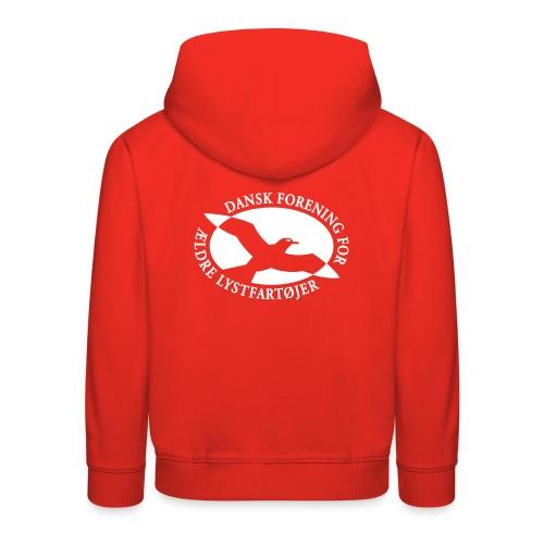 logo vector - Premium hættetrøje til børn