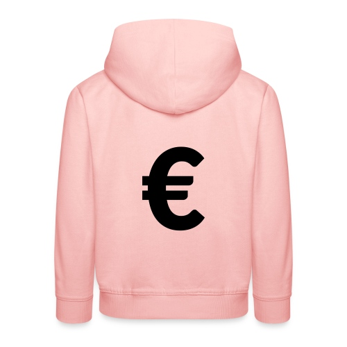 EuroBlack - Pull à capuche Premium Enfant