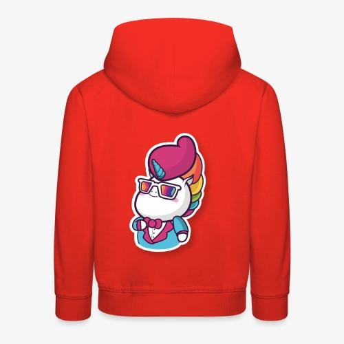 Funny Unicorn - Kids' Premium Hoodie