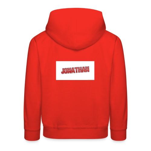 Jonathan - Premium-Luvtröja barn