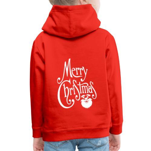 Merry Christmas - Kids' Premium Hoodie