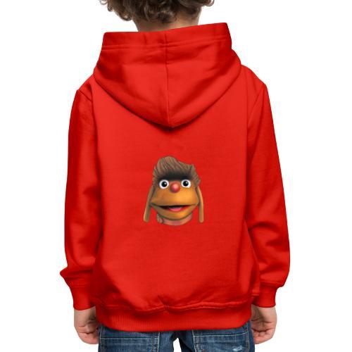 Moppi 3D - Kinder Premium Hoodie