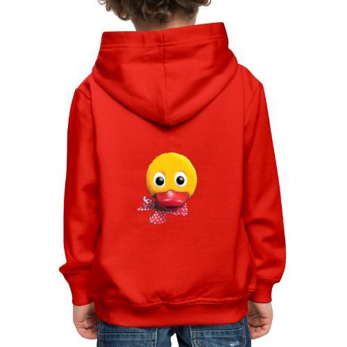 Schnatterinchen 3D - Kinder Premium Hoodie