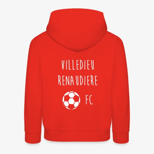 FCVR kids - Pull à capuche Premium Enfant