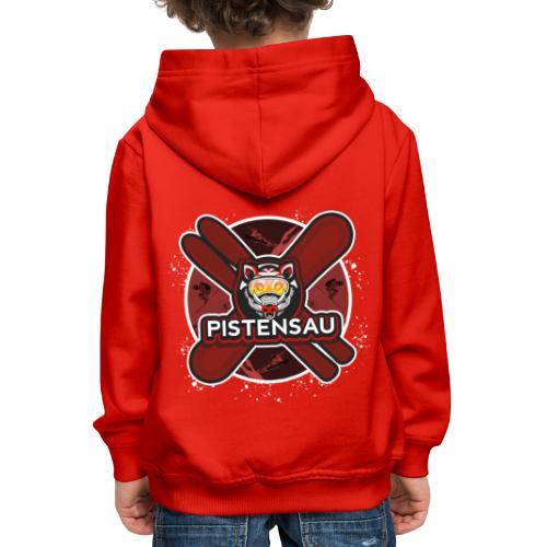 PistenSau Leuchtkäfer - Kinder Premium Hoodie