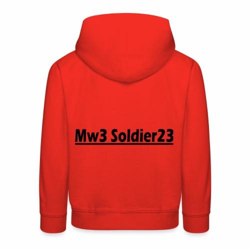 Mw3_Soldier23 - Kids' Premium Hoodie