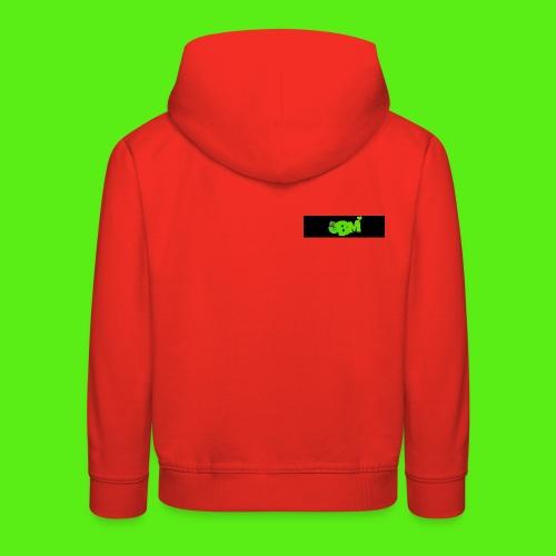 obm jpg - Kids' Premium Hoodie