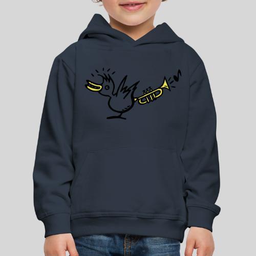 trompetenvogel - Kinder Premium Hoodie