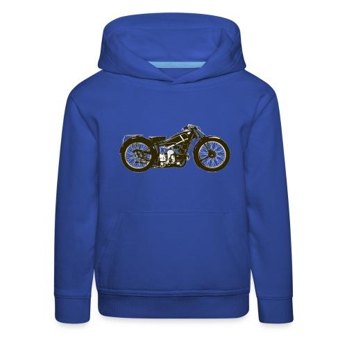 Classic Cafe Racer - Kids' Premium Hoodie