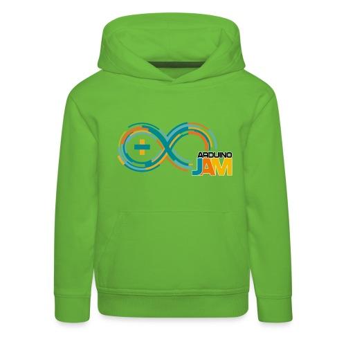 T-shirt Arduino-Jam logo - Kids' Premium Hoodie