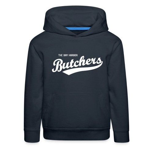 The Bay Harbor Butchers - Kinderen trui Premium met capuchon