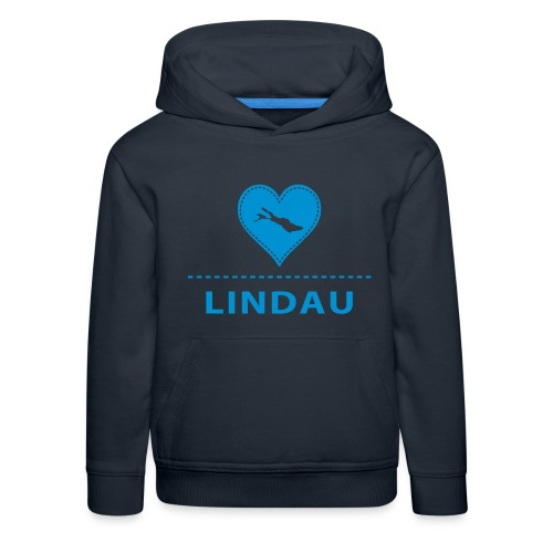 bodensee.love-local.de | Love City Lindau - Kinder Premium Hoodie
