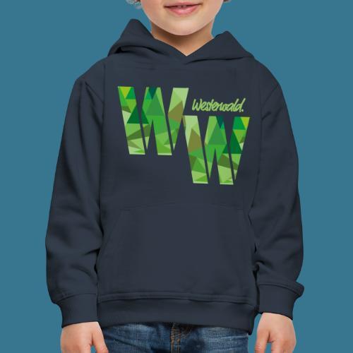 WW-Camouflage - Kinder Premium Hoodie
