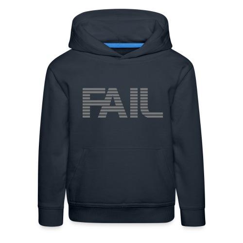 FAIL - Kinder Premium Hoodie