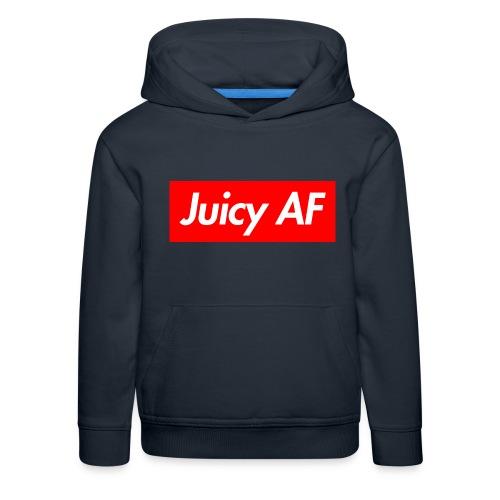 Juicy AF Front - Kinder Premium Hoodie