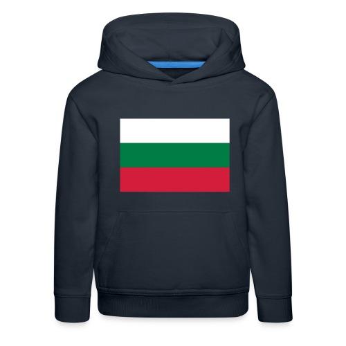 Bulgaria - Kinderen trui Premium met capuchon