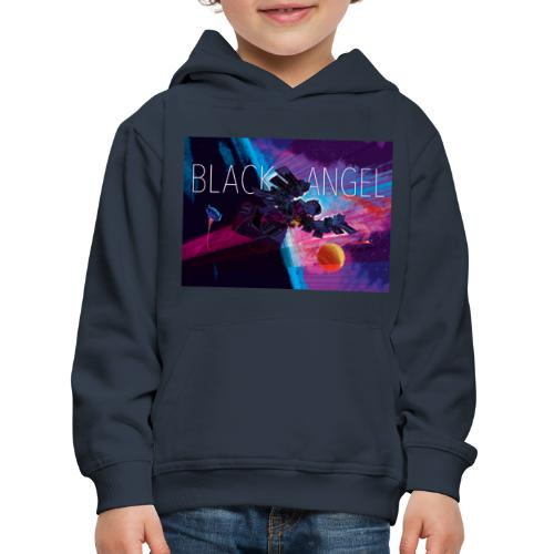 BLACK ANGEL COVER ART - Pull à capuche Premium Enfant