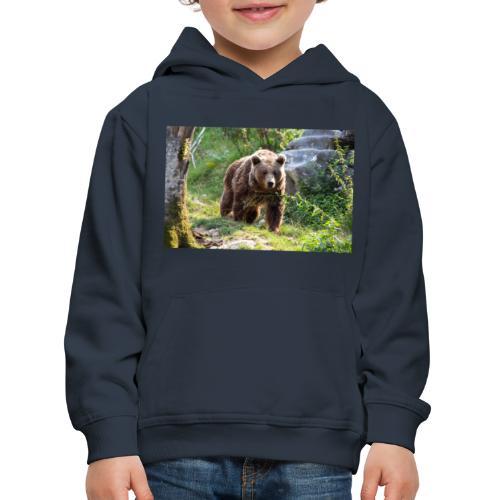 Braunbär - Kinder Premium Hoodie