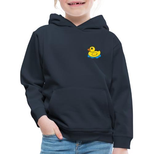 Утёнок - Color - Kids' Premium Hoodie