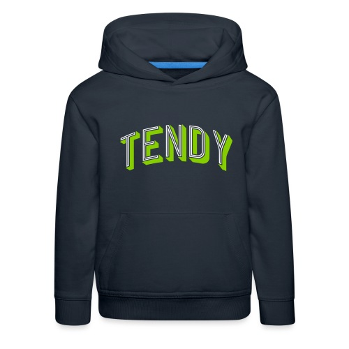 Hockey Goaltender - Tendy - Kids' Premium Hoodie