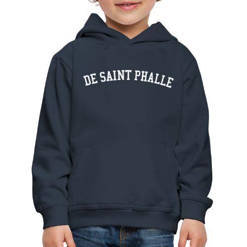 DE SAINT PHALLE - Kids' Premium Hoodie