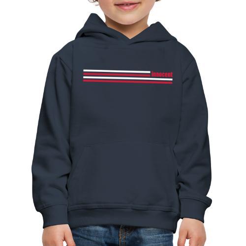 innocent stripes - Kinder Premium Hoodie