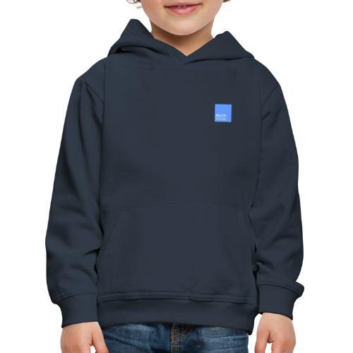 Blue Summer Logo - Kids' Premium Hoodie