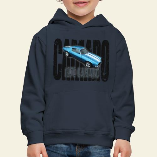 70 Camaro - Premium hættetrøje til børn