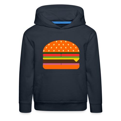 burger 3437618 - Kinder Premium Hoodie