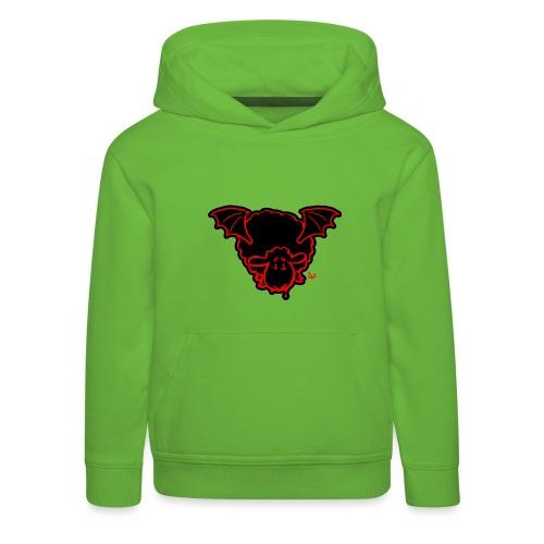 Vampire Sheep (red) - Pull à capuche Premium Enfant