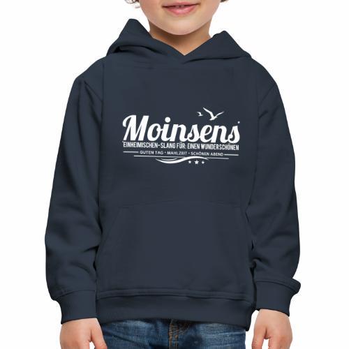MOINSENS - Einheimischen-Slang - Kinder Premium Hoodie