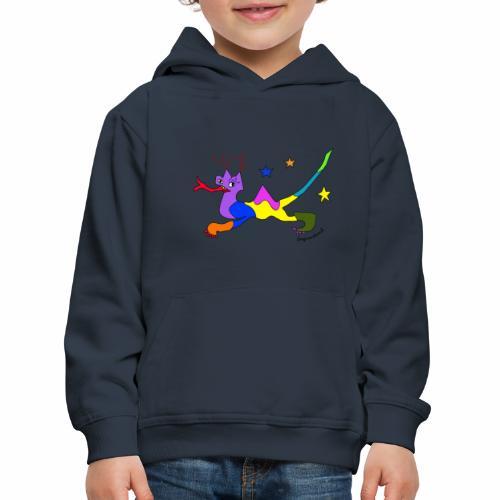 Kenny - Pull à capuche Premium Enfant