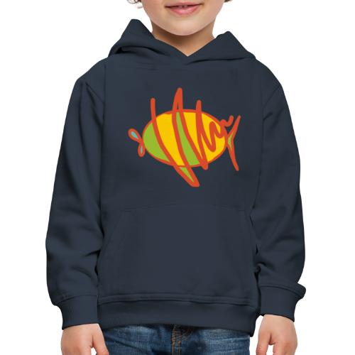 fish - Kinder Premium Hoodie