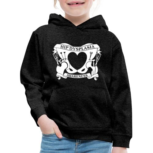 Hip Dysplasia Awareness - Kids' Premium Hoodie