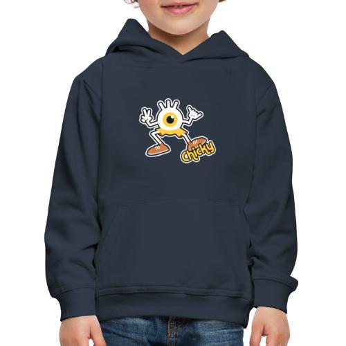 Chicky Full (Color) - Pull à capuche Premium Enfant